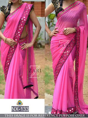 Eid stylish Super sare Indian Ethnic Pakistani tradiction Wedding Partywear Sari