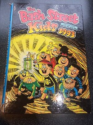 The Bash Street Kids 1993 Annual