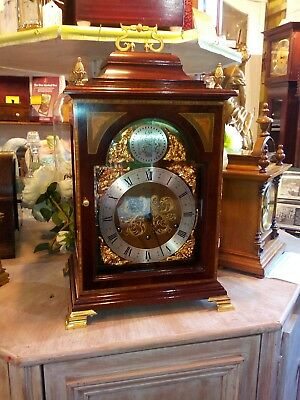 The King George Clock, number 18 / 50, Comitti of London, 1996, very rare
