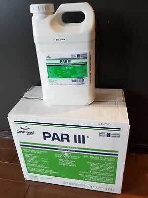 PAR 3  Herbicide 4 Liter. Superior Weed Killer To Weed B Gon or Killex.