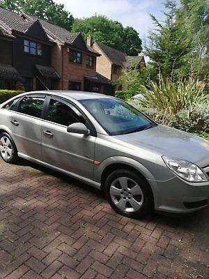 vauxhall vectra 2007 1.8 petrol low mileage and new mot