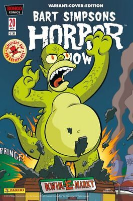 Bart Simpson Horror Show #20 Variant-Cover-Edition