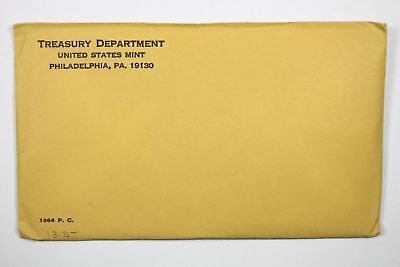 1963 U.S. Mint Silver Proof Set SEALED Never Opened ENVELOPE!!