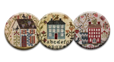 Home Sweet Home Blackbird Designs Zappy Dots Magnet Collection
