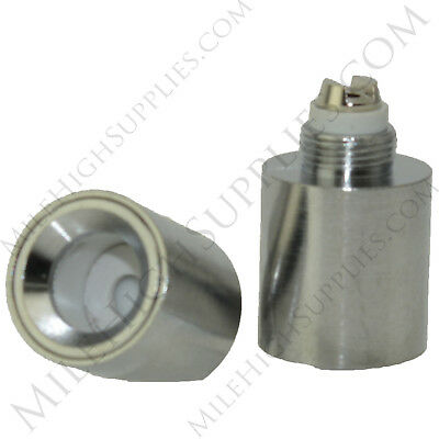 NEW Replacement Cannon Vase Orb RBA G2 Stainless Steel Ceramic Donut Coils