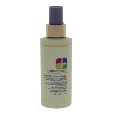 Pureology Unisex Haircare Perfect 4 Platinum Miracle Filler Treatment 144.55 ml