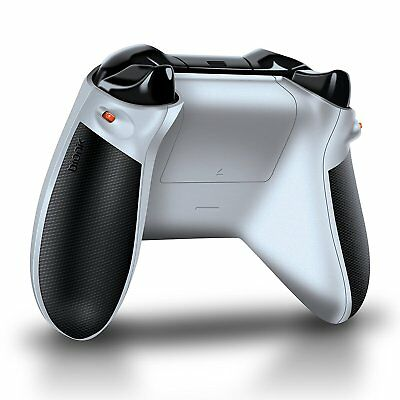 Bionik Quickshot Rubber Grip Dual Setting Trigger Lock for Xbox One - White