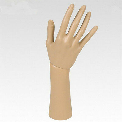 Mannequin Hand Display Jewelry Bracelet Necklace Ring Glove Stand Holder Hot GX