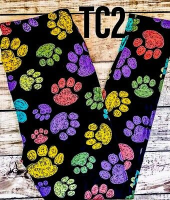 Extra PLUS Paws Dog Leggings  Buttery Soft Curvy 16-24 TC2 NWT