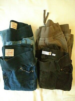 XS, S Maternity Clothes Lot - pants and tops