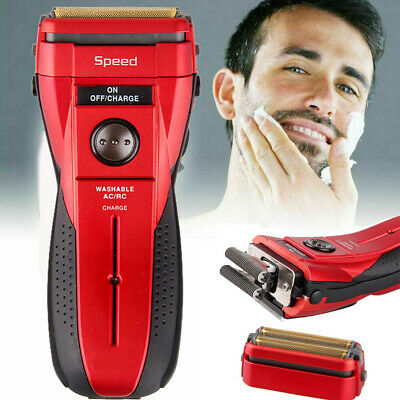 KEMEI Rechargeable Electric Shavers Razor Shaving Machine Tool Travel For Men's