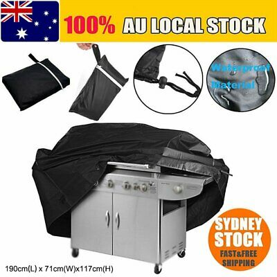 BBQ Cover Extra Large Waterproof Outdoor Gas Charcoal Barbecue Grill Protector