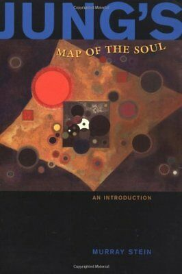 Jung's Map of the Soul by Murray Stein New Paperback Book