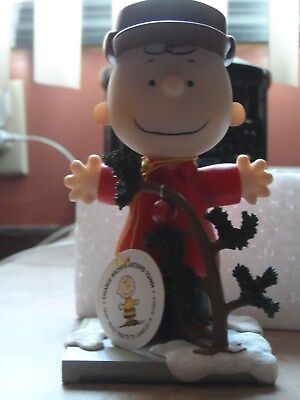"Westland Peanuts ""a Charlie Brown Christmas"" Figurine New In Box"