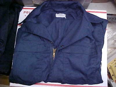 NAVY USN US Naval Sea Cadet Blue Coveralls Utility 36XS FREE SHIPPING  loc#n57