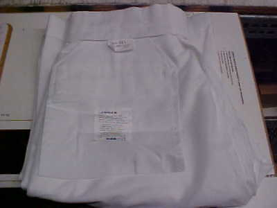 USN Navy Sea Cadet Male Dress Whites Trousers Bell Bottom 33L FREE SHIPPIN #W210