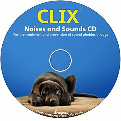 The Company of Animals CLIX Noises  Sounds CD