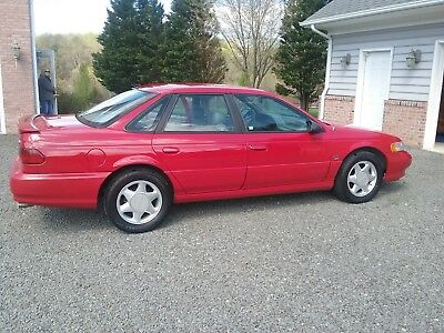 1994 Ford Taurus SHO HO TAURUS-1994- ONE OWNER- GARAGE KEPT- RARE MANUAL TRANSMISSION-3.0 LITER