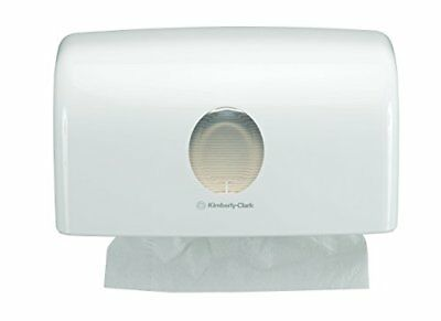AQUARIUS Hand Towel Multifold Dispenser, White