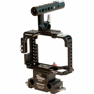 Movcam A7SII A7RII Cage Kit for Sony A7 II, A7R II and A7S II