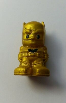 Rare Ooshie Limited Edition Gold Batman Ooshies BRAND NEW