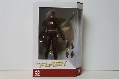 "DC Collectibles Flash TV Series 7"" Action Figure Season 3 New"
