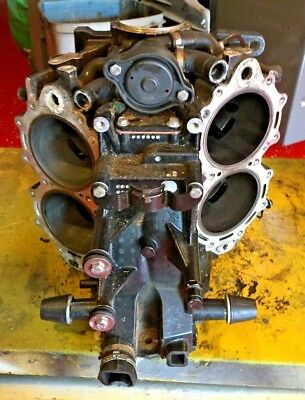 Brp 130 Hp Evinrude Johnson  E - Tec Power Head Block Gear Box  (2008)