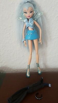 Winx Club Puppe Icy