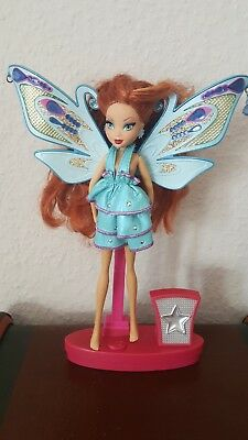 Winx Club Puppe Bloom Sing and Sparkle