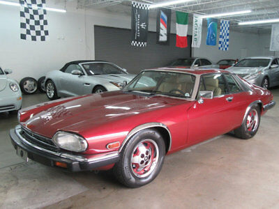 Jaguar xjs  $9500 SHIPPED! 39,000 MILES SHOWROOM CONDITION FLORIDA NONSMOKER GARAGEKEPT