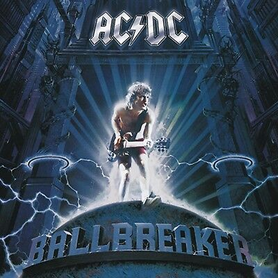 AC/DC Ballbreaker LP 180 Gram Audiophile Vinyl 2014 Sony Legacy NEW SEALED