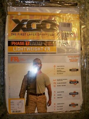XGO Phase 1 short sleeve T-Shirt Lightweight FR 1F16M Fire Retardant pick color