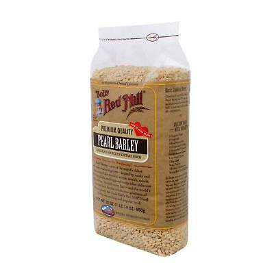 Bob's Red Mill Pearl Barley - 30 oz - Case of 4