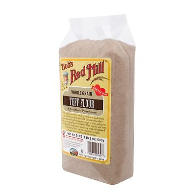 Bob's Red Mill Teff Flour - 24 oz - Case of 4