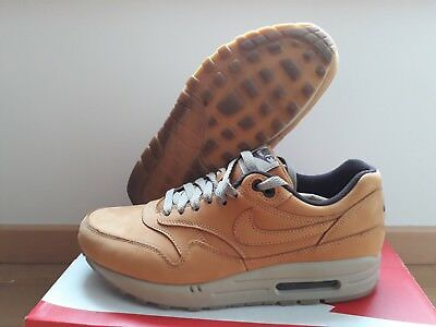 NIKE AIR MAX 1 WHEAT retro 2015 sz 8.5 42 VNNDS