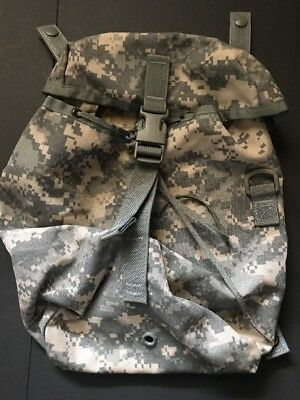 Us Military  Acu Molle Ii  Load Carrying Sustainment Pouch