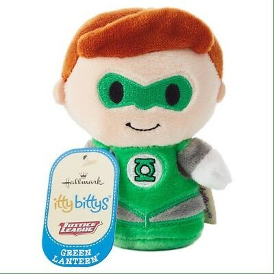 Hallmark Itty Bitty Bittys THE GREEN LANTERN - DC Comics Justice League RETIRED