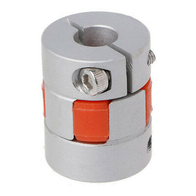 5mmx8mmx25mm CNC Stepper Motor Flexible Plum Jaw Shaft Coupling Coupler New J1Z9
