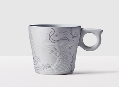 New Starbucks Anniversary Siren Tail Mermaid Mug 12 fl oz
