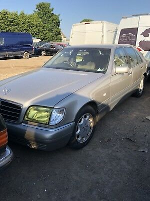 MERCEDES W140 S280 Petrol BREAKING FOR PARTS
