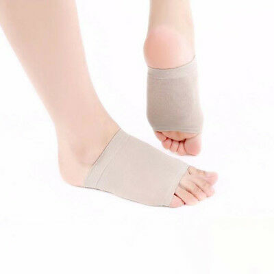 1 Pair Orthotic Insoles Flat Feet Heel Spurs Arch Support Foot Pad for Women Men