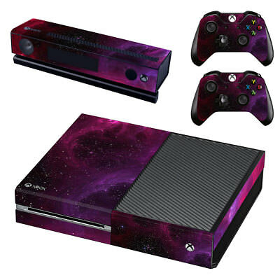 New Microsoft Xbox One Console Sticker Vinyl Skin Decal Cover Space