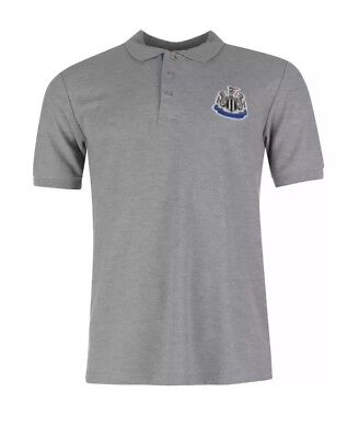 BNWT LOVELY BOYS NEWCASTLE UNITED POLO SHIRT BLACK//WHITE XLBOYS AGE 13
