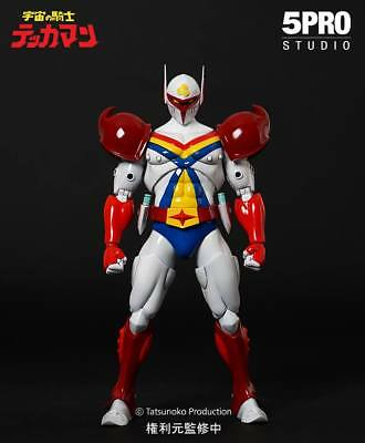 MH-001 The Space Knight TEKKAMAN [€ 103] 5PRO Studio [Acconto PRENOTAZIONE]