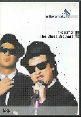 The best of Blues Brothers DVD MUSICALE