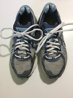 6678ae0d12988 Brooks Adrenaline GTS 12 Women s Athletic Running Shoes Multi Color Size 6.5