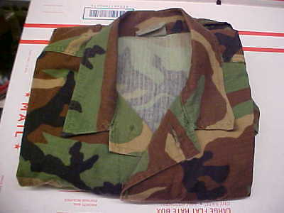 """BDU Small Long Blouse Height 71-75"""" Chest 33-37"""" FREE SHIPPING loc#B3"""