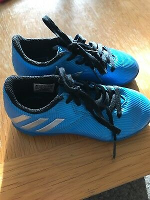 Adidas Messi Boots boys Size 10