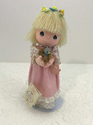 Applause Precious Moments Four Seasons Musical Collection Spring Doll
