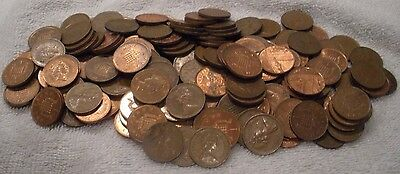 Over 32 ounces of Great Britain coins